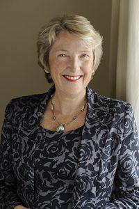 Photo of Dr Deborah Seifert, former principal of Fintona Girls' Schooll.