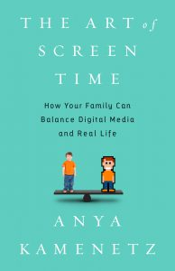 Cover of Screen Time Green cover of Screen Time book by Anya Kamenetz