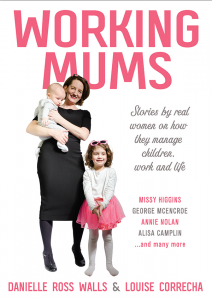 Front cover of Working Mums