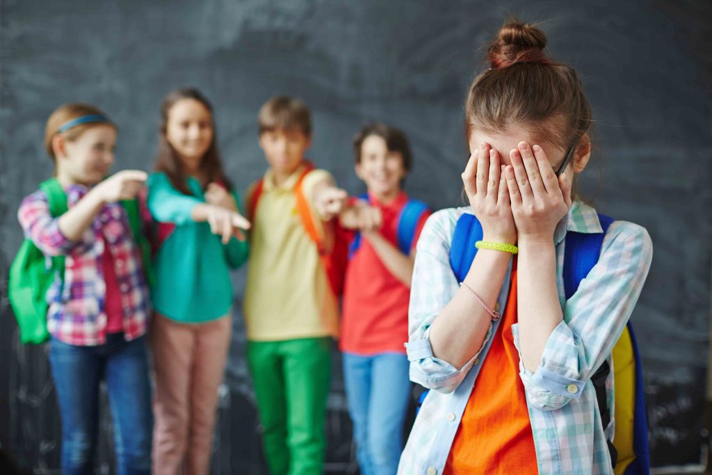 Childhood Bullying: Tips for Parents on What to Do