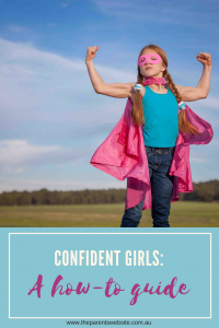 Confident girls a how to guide