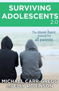 Surviving Adolescents: A Parent's Guide: Surviving Adolescents book cover.