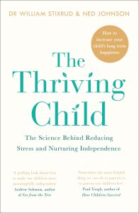 How to raise a Thriving Child - book cover