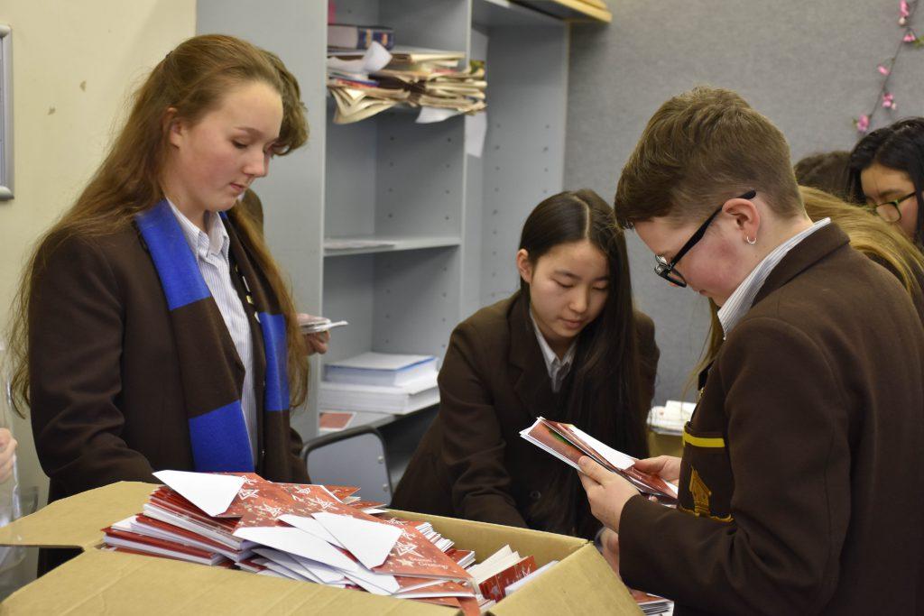 Community Connections - Ivanhoe Girls' Grammar School philanthropy club
