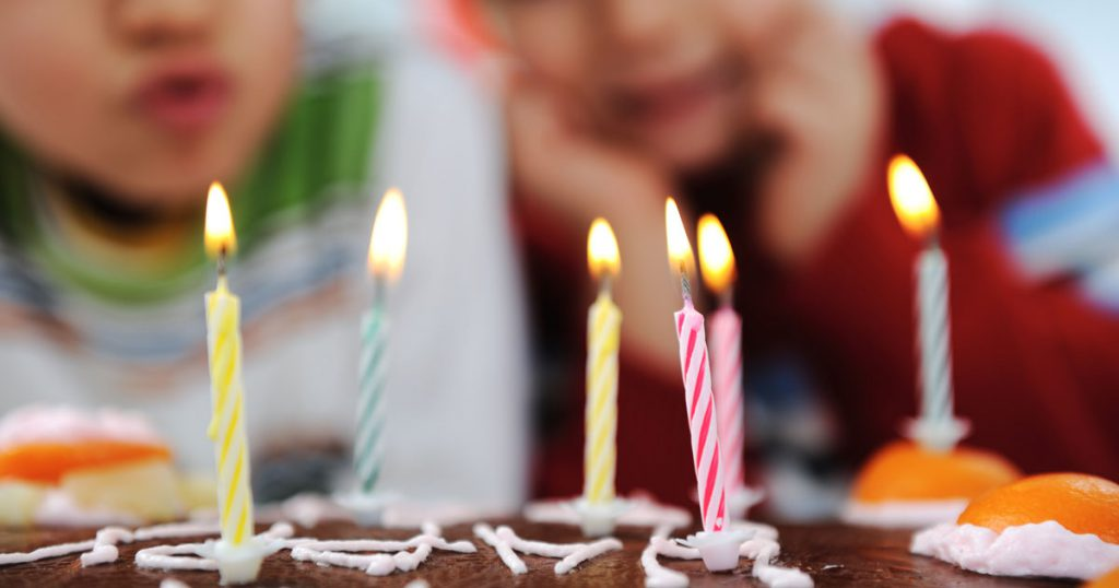 Children and Birthday Cake: The Birthday Effect: Making Sure A Birth Date Doesn't Disadvantage Children