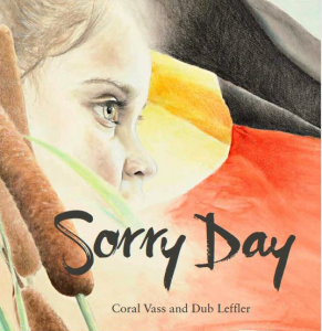 Book cover of Sorry Day, by Coral Vass