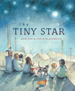 The Tiny Sat book cover I Mem Fox interview, The Parents' Website