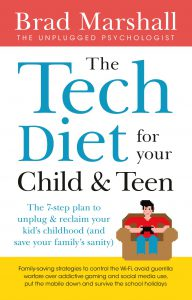 The Tech Diet book cover