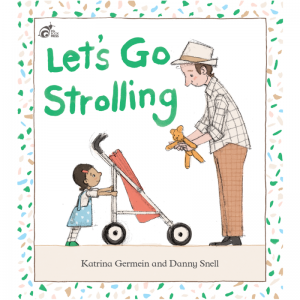 Let's Go Strolling book cover