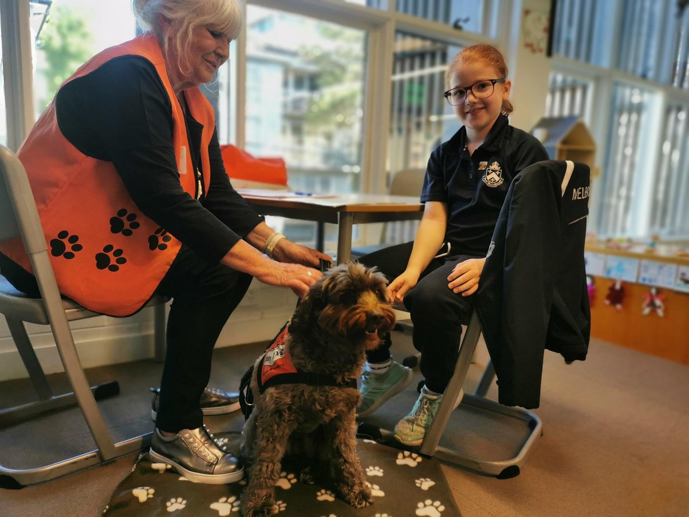 Story Dog at Melbourne Girls Grammar Schools