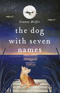 Children's Book Awards: The Dog with Seven Names cover